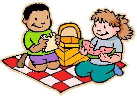 Children on Picnic